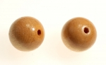 Wood Bead<br>20mm<br>100 For