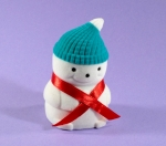 Snow Man Ring Box<br>1 Dozen For