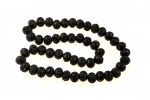 Carved Bone Bead<br>12mm x 10mm<br>1 Strand For