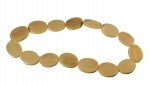 Bone Bead<br>28mm x 21mm<br>1 Strand For