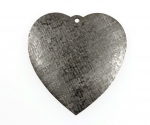 Heart Pendant<br>2 1/4x 2 1/4 Inches<br>12 For
