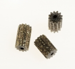 Glitter Bead<br>14mm x 8mm<br>1 Pound For