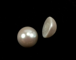 Pearl Cabochom<br>10mm<br>1 Gross For