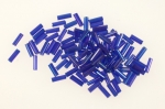 Bugle Beads<br> 7mm x 2mm<br> Quanity Discount Available<br> 1/4 Pound For