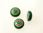 Millefiori Cabochon<br>12mm<br>two Colors Available<br>100 For