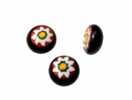 Millefiori Cabochon<br>10mm<br>Two Colors Avalible<br>100 For