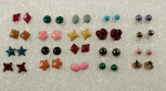 Stud Earring Assortment<br>200 Pair For