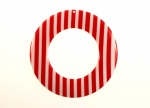 Striped Hoop <br>74 MM<br>2 Dozen For