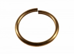 Brass Hoop<br>3 1/8 Inch Diameter<br>12 For