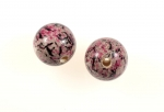 Multi Color Wood Bead<br>20mm<br>100 For