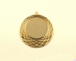 Gold Plated Pendant<br>46mm<br>12 For