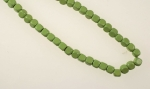 Light Green Wood Bead<br>5mm<br>10 Strands For
