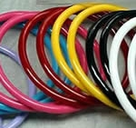 Plastic Bangle Bracelet Assortment<br>3 Dozen (36 pieces) Bracelets For