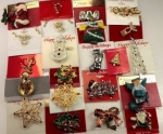 Christmas Pin Assortment<br>2 dozen for