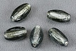 Glass Beads<br>19 x 10mm<br>1 pound for
