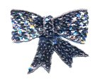 Beaded sequin applique. <br> 1/2 dozen for