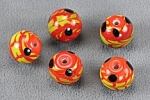 Glass Beads<br>14mm<br>1 pound for