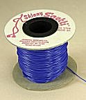 Rubber Stretch Cord<br>Royal Blue<br>75 yards for