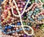Vintage Pearl Beads<br>3 pounds for
