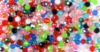 Plastic Bead Mix<br>5 pounds for