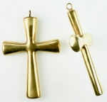 Cross pendants<br>1 dozen for