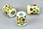 Vintage Glass Bead<br>72 pieces for