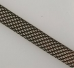 Copper Coated Steel Mesh chain<br>50 feet spool for